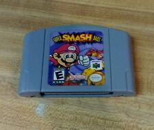 Super Smash Bros. (Nintendo 64, 1999) n64 Game Mario Rare