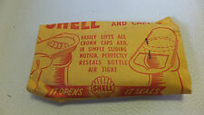Shell Gas Bottle Opener New in Closed Package, VINTAGE
