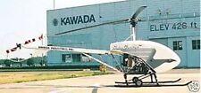 RoboCopter Kawada Helicopter Robo Copter UAV Desktop Wood Model Big