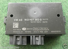 ORIGINAL VW CONTROL UNIT FOR TRAILER RECOGNITION TOWBAR 1K0907383G