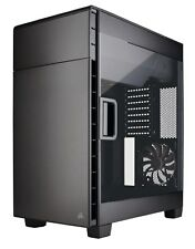 Corsair Carbide Clear 600C Black Full Tower Gaming Case - USB 3.0