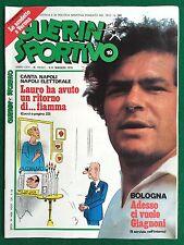 GUERIN SPORTIVO 1976 n 19 , DOPPIO FILM CAMPIONATO TUTTO COPPE FINALI