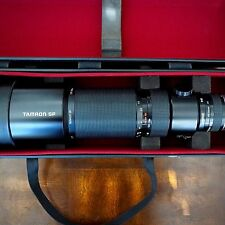 USA* TAMRON SP 31A 200-500mm F5.6 SUPER TELEPHOTO ZOOM LENS *EXCELLENT/PRISTINE