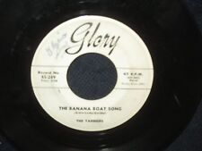 """The Tarriers """"The Banana Boat Song/No Hidin' Place"""" 45"""
