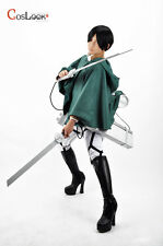 Attack on Titan Shingeki no Kyojin Cosplay Set. 3 Designs Available. Handmade.