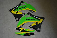 ONE INDUSTRIES DELTA GRAPHICS KAWASAKI KX450F KXF450  2009 2010 2011