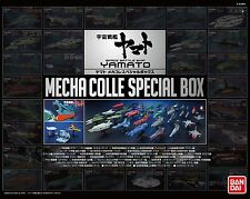 New Model Kit Space Battleship Yamato Bandai Mecha Colle Special Box Japan