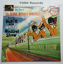 GEORGE MITCHELL MINSTRELS - On Tour With .... - Ex Con LP Record HMV CLP 1667