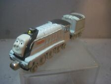 LEARNING CURVE THOMAS AND FRIENDS DIECAST STEAM ENGINE SPENCER WITH TENDER