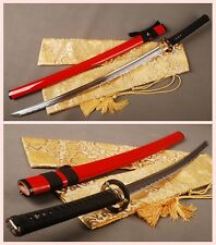 Japanese Shrine Ninja Sect Samurai  Sword Katana 1095 Carbon Steel Hand Forged
