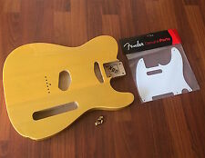 Double Bound Custom Swamp Ash Body Vintage 50s 60s Style Fender Telecaster Parts