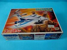 Old Bandai Ultra hawk #3 & Redking & Alien Balt  set  vintage model kit Ultraman