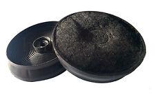 2 X CAPPA CARBONE CARBONIO filtri per il nuovo mondo STUFE HOTPOINT Belling