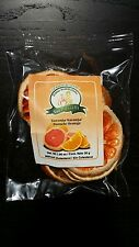 Organic Dehydrated Orange and Grapefruit Slices
