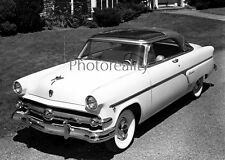 1954  Ford Skyliner Press Photo  8 x 10 Photograph