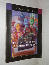 THE IMPORTANCE OF BEING EARNEST Oscar Wilde Cideb Prima edizione 1998 inglese di