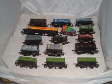 15 VARIOUS TRUCKS HORNBY LIMA MAINLINE A GREAT VARIETY A GOOD STARTER PACK !!!