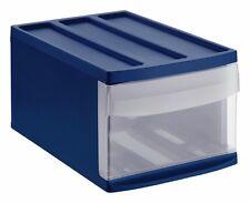 ROTHO schubladenbox Systemix M BLU SCURO 2er Set Ufficio RegalBox installazione armadio
