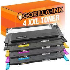 4 toner xxl pour samsung clp320 clp325 clx3180 clx-3185n clx-3185 FN FW w clt4072