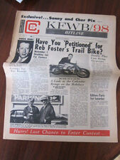 KFWB Hitline #21 1965  Sonny & Cher Jackie De Shannon LA top 40 chart