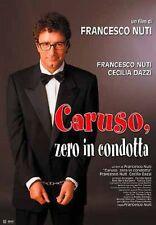 Dvd CARUSO ZERO IN CONDOTTA - (2000) ***Francesco Nuti*** ......NUOVO