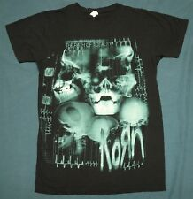 Korn Path of Totality Tour T-Shirt Black size S