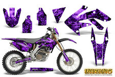 HONDA CRF 250 X CRF250X 2004-2016 GRAPHICS KIT DECALS CREATORX INFERNO PRNP