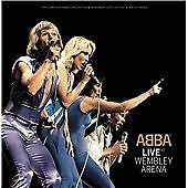 ABBA - Live at Wembley Arena (Live Recording, 2 CDS) NEW AND SEALED