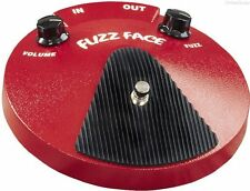 NEW DUNLOP JDF2 FUZZ FACE GUITAR EFFECTS FUZZ DISTORTION PEDAL 0$ US SHIPPING