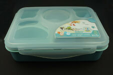 5 In 1 Soup Bowl Microwave Heating Multi-Compartment Lunch snack Box & Core Vent