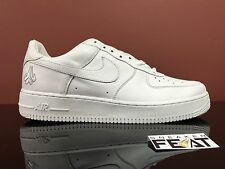 Nike Air Force 1 Low Kobe Bryant PE Sample White DS Mens Size 11 Lakers