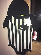 Nike Baby Boys Baby Romper/Baby Grow, Size 3 Months, Brand New, RRP £32