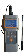 Anemometer Wind Speed Temp. Humidity DewPoint Wet Bulb 5in1 Meter Datalogger USB