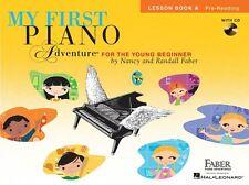 Ma première leçon de piano aventure apprendre à jouer de la musique tuteur débutant livre un & CD
