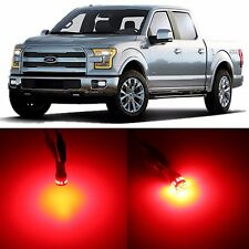 Alla Lighting 3rd Brake Light 912 921 Red LED Bulb for 90~09 Ford Fusion Mustang