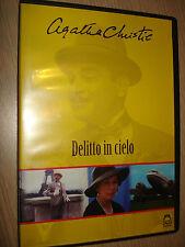 DVD DELITTO IN CIELO  AGATHA CHRISTIE MALAVASI