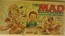 VHTF 1979 The Mad Magazine Game by Parker Bros.100% COMPLETE in VGUC !