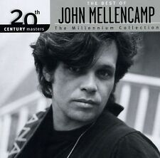 Millennium Collection-20th Century Masters - Mellencamp,John (2010, CD NEUF)