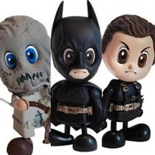 BATMAN BEGINS MINI COSBABY BRUCE SCARECROW HOTTOYS HOT TOYS 3 FIGURES ES AQ3245