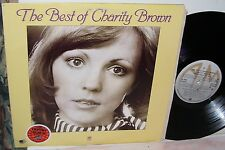 Charity Brown Best of Import Promo LP VG+-EX+