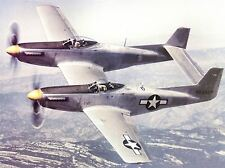 MILITARY AIR PLANE FIGHTER JET XP82 TWIN MUSTANG USAF POSTER ART PRINT BB1192A