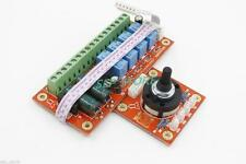 Relay Type 4-Way Audio Signal Selector Source Switch Input Selection Board ZJ01