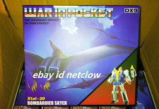 Transformers DX9 toys War In Pocket Xtal-20 X20 Skyer swoop in Stock