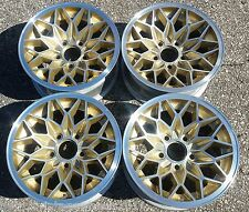 15x7 Real OEM Factory Original 1980 Pontiac Trans Am SE Snowflake Wheels Rims