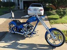 2013 Custom Built Motorcycles Chopper