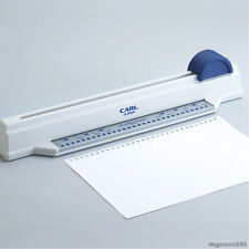 CARL Grisser Loose-Leaf Paper Punch/Multi-Hole Punch /A4 30holes