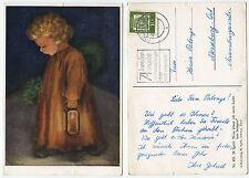 33559 - M. Spötl: Wem könnt ich mein Lichtlein bringen - AK, gelaufen 29.12.1961