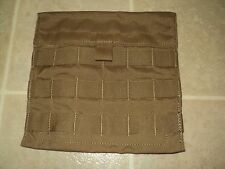 USMC ISSUE COYOTE SIDE PLATE POCKET PCG-C-MC-SPP-MS-5SCOY EAGLE IND