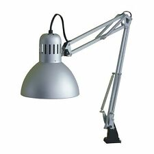 Gracefull IKEA TERTIAL Work lamp, silver-colour-44-65 cm