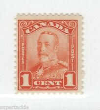 Canada 1928 #149* MH F/VF 1 cent stamp - King George V Scroll Issue